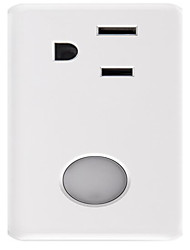 broadlink A Fil Others Wifi socket Blanc / Rouge