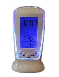 Electronic Bell Clock With Temperature