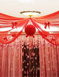 Organza Decorações do casamento-1 peça Primavera Verão Outono Inverno Não Personalizado