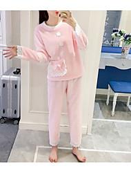 Feminino Pajama Outros Feminino