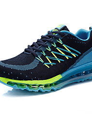 Men's Athletic Shoes Spring / Fall Comfort Fabric Casual Flat Heel  Blue / Green / Red Sneaker