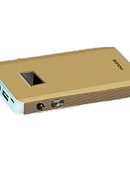 Portable Car Emergency Start Power (Note 6800-11000mah Gold)