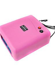 1 Nail Art Kits Nail Art Manicure Tool Kit  Makeup Cosmetic Nail Art DIY Nail Dryer Pink