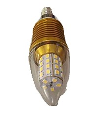 LED Candle Light 3W Bulb Energy Saving Tail Light Bulb Small Screw Crystal Light Source Led Lighting Source