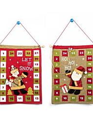 Рождественский календарь Юла