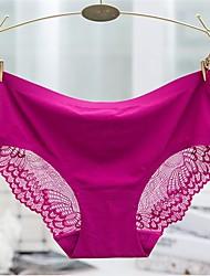 Women Sexy Ultra Sexy Panties Briefs Underwear,Ice Silk