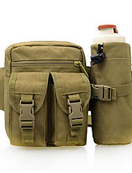 Men Canvas Casual / Outdoor Waist Bag