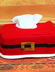 Noël Décorations de Noël la boîte de serviette 25 * 15 * 10cm
