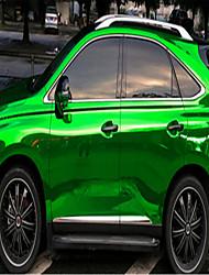 carro personalizado decoração colar corpo do filme mudam de cor verde chapeamento carro inteiro