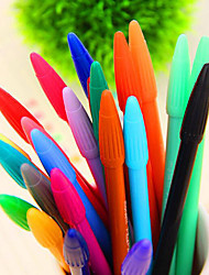 0.3Mm Very Fine Ultra Smooth 20 Color Color Pens (20PCS)