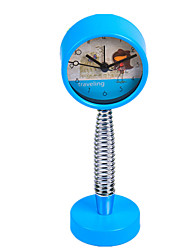 Student Pointer Metal Alarm Clock