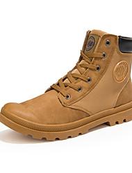 Men's Boots Outdoor / Party & Evening / Casual Low Heel Walking High Top Shoes