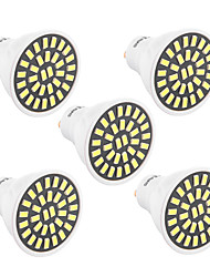 7W GU10 Spot LED T 32 SMD 5733 500-700 lm Blanc Chaud / Blanc Froid Décorative V 1 pièce