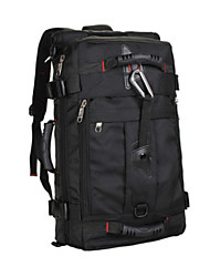 Men Bags All Seasons Nylon Travel Bag with for Sports Outdoor Black