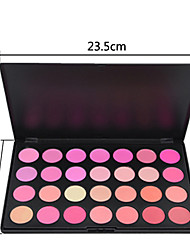 Blush Powder Coloured gloss / Long Lasting / Fast Dry Face 28 Color