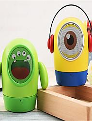 mini-subwoofer alto-falante Bluetooth O Bluetooth pequenos alto-falantes