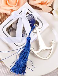 Let the Adventure Begin Anchor Bottle Opener Favor Beter Gifts® Wedding Keepsakes