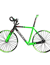 RB211 Carbon Fiber Cyclocross Frame 51/53/55/57cm Green Color Painted Frame/Wheelset/Seat Post/Handlebar/Headset