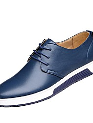 Men's Shoes Libo New Style Hot Sale Casual / Outdoors Comfort Black / Navy / Brown Fashion Leisure Oxfords