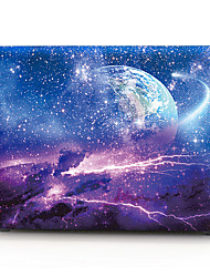 "Case for Macbook 13"" Macbook Air 11""/13"" Macbook Pro 13"" MacBook Pro 13"" with Retina display Color Gradient Plastic Material Purple Blue Sky Pattern"