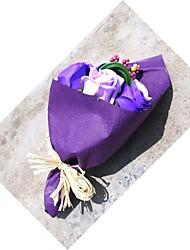 Hochzeitsblumen Freigeformt Rosen Sträuße Partei / Abend Trockenblume 45 cm ca.