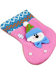 Luvas roxo claro / Roxo / Azul Acessórios de Cosplay Natal