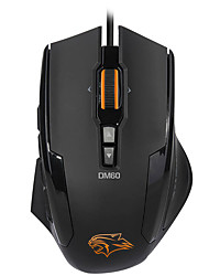 Gaming Mouse office de la souris USB Dare-u DM60