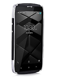 "UHANS U200 5.0 "" Android 5.1 Smartphone 4G ( Double SIM Quad Core 8 MP 2GB + 16 GB Noir )"