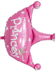 Balloons Holiday Supplies Sphere Pink