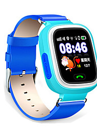 Touch screen waterproof GPS four-Position student watch