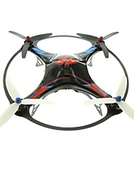 Drone Skyartec MC01-2 7 Canais 6 Eixos 2.4G - Quadcóptero RC Vôo Invertido 360° Preto