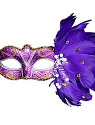 Маскарадные маски Квадратная Товары для отпуска День рождения