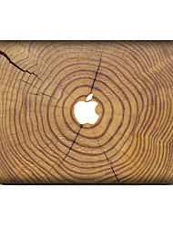 1 pc Scratch Proof PVC Body Sticker Wooden Pattern For MacBook Pro 15'' with Retina / MacBook Pro 15'' / MacBook Pro 13'' with Retina / MacBook