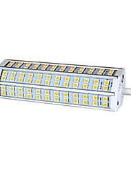18W R7S Luz de Decoração T 72LED SMD 5050 1300LM lm Branco Quente / Branco Frio Decorativa AC 85-265 V 1 pç