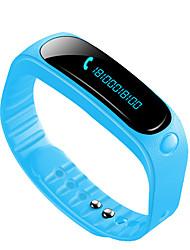 missyou E02 Smart-Armband Wasserdicht / Long Standby / Verbrannte Kalorien / Gesundheit / Sport / tragbar / Information / Schlaf-Tracker