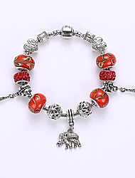 Buckle Crystal Bracelet DIY Beaded Jewelry Wholesale And Foreign Trade  Bracelet
