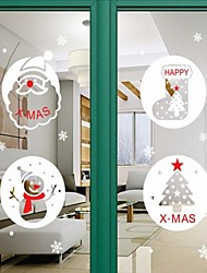 Solid Classical Window Sticker Material Window Decoration