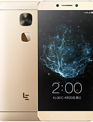 "Letv Le Max 2 X820 5.7 "" Android M Smartphone 4G ( Double SIM Quad Core 21 MP 6Go + 128 GB Doré )"