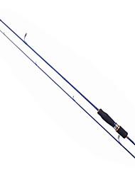 Vara de Pesca Rotativa Cana de pesca Caneta Vara 1.8 M Pesca de Mar Pesca Geral Haste-