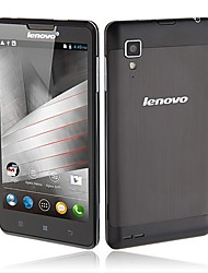 "Lenovo P780 5.0 "" Android 4.2 Smartphone 3G ( Chip Duplo Quad Core 8 MP 1GB + 4 GB Cinzento )"