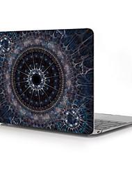 aranha web design caixa de plástico de proteção de corpo inteiro para / ar novo MacBook de 13 polegadas de 11 polegadas
