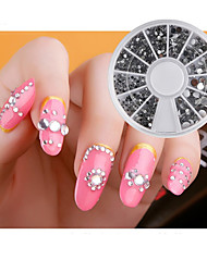 Nail Art Acrylic Rhinestones Nail Art Decorations