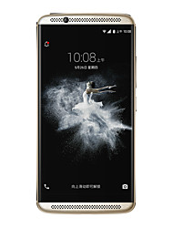 ZTE AXON 7  5.5 2.5D 2K Android 6.0 4G Fingerprint Metal Smartphone (OTG NFC Dual SIM Quad Core 20MP 4GB  128GB 3250mAh Battery QC3.0)