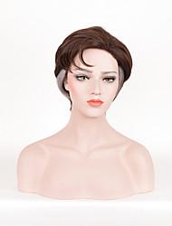 nova MOVICE estranho médico cosplay Benedict Cumberbatch unisex curta cosplay sintético marrom perucas de cabelo roupa para homem mulheres
