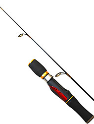 Spinning Rod Fishing Rod Ice Fishing Rod PE FRP 0.66 M Ice Fishing Rod-