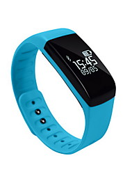 Smart BraceletWater Resistant/Waterproof / Long Standby / Pedometers / Health Care / Sports / Camera / Heart Rate Monitor / Alarm Clock /