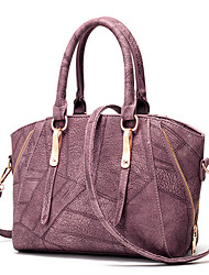 Women Pigskin Casual / Outdoor Shoulder Bag