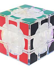 Spielzeuge Glatte Geschwindigkeits-Würfel 3*3*3 Geschwindigkeit Magische Würfel / Bildungsspielsachen Glatte Aufkleber /Anti-Pop /