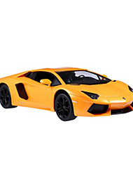 Huanqi 633 114 Scale RC Car - EU PLUG  YELLOW