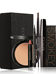 FOCALLURE 6Pcs Pro Cosmetics Makeup Set